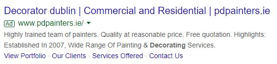Advert-for-search-term-decorator-in-dublin