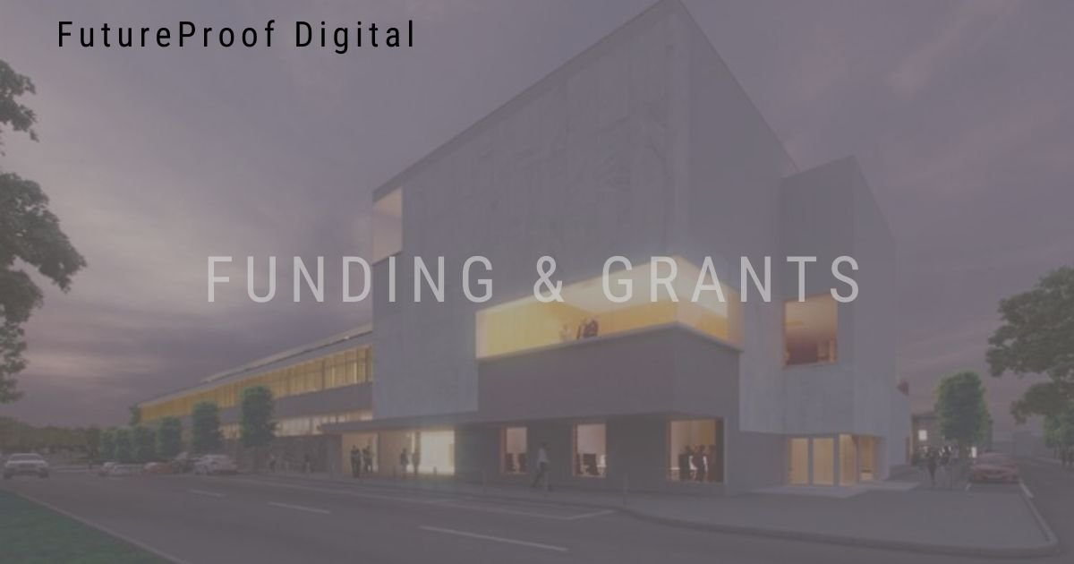 Funding & Grants Page Featured Image