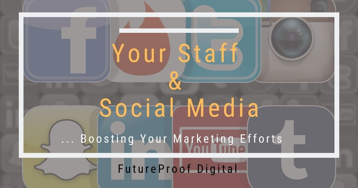 Staff & Social Media Featured Image