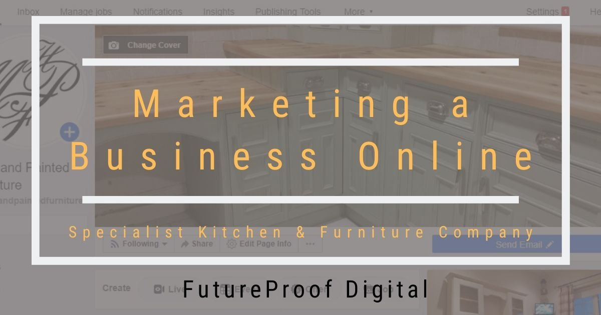 Marketing a Business Online Post Featured Image