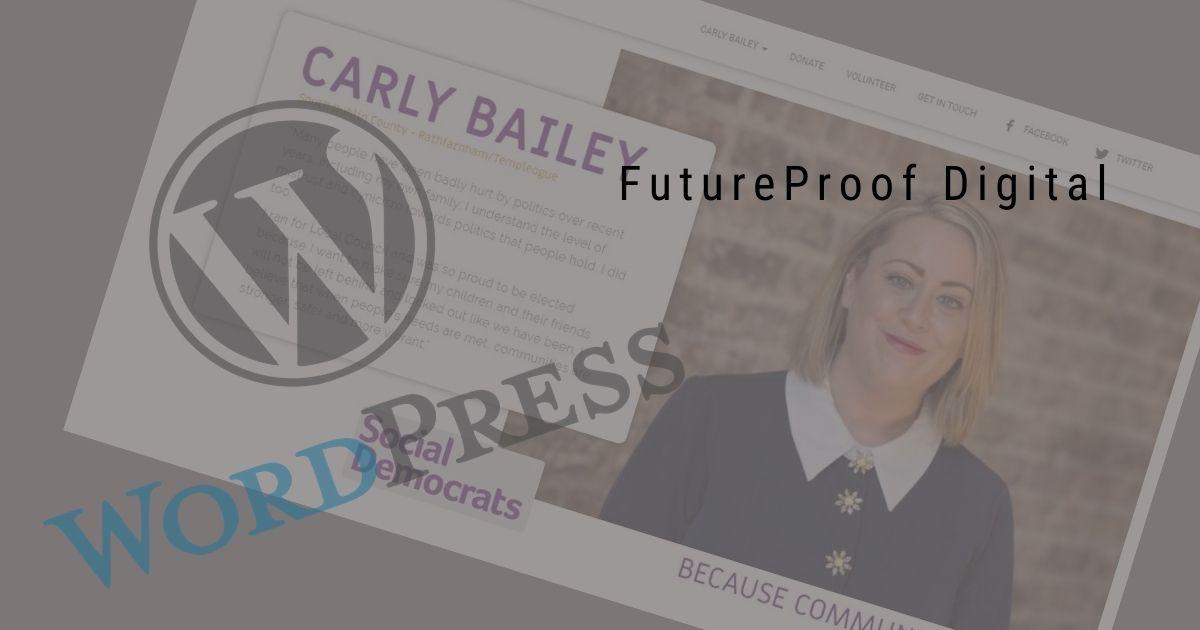 Politics Website Post Banner Image