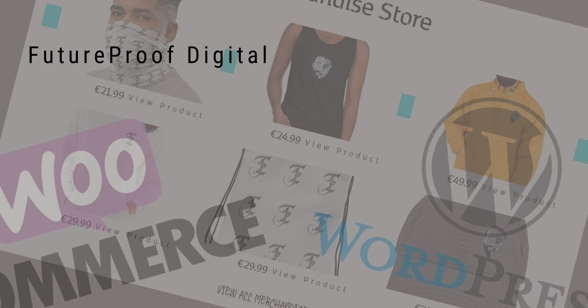 Dropshipping with Printful & WooCommerce Post Banner Image