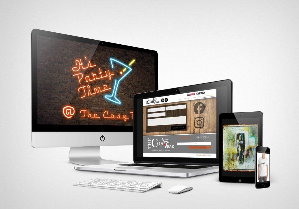 Web Design in Castlerea