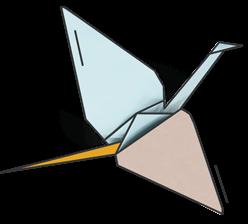 SiteGround Paper Bird